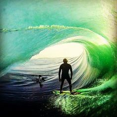 #Repost @surf_community (@get_repost) ・・・ Look at this amazing tube!!  Join our community for amazing pictures!! @surf_community _ _#surf #surf_community #wave #surfing #photography #ocean #surfphotography #barel #green #extremesport #travel...