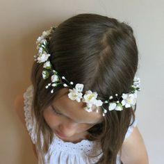 Titania Flower Crown by Blooming Loopy