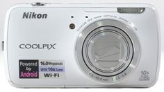 In a move that may well mark the start of a divide between connected and unconnected cameras, Nikon has launched its new Android-powered Nikon Coolpix S800c compact camera.