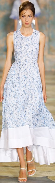Tory Burch Collection Spring 2016 Ready-to-Wear