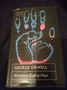 GEORGE ORWELL-FICTION-NINETEEN EIGHTY-FOUR.(1987). COMPACT BOOKS in Books, Comics & Magazines, Fiction, General & Literary Fiction | eBay