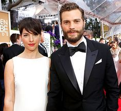 Jamie Dornan's Wife Does Not Want to See Fifty Shades of Grey - Us Weekly