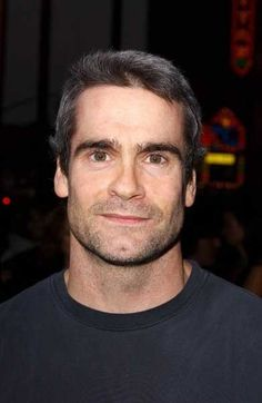 """Henry Rollins: Damn hard to pick one pic out of so many good ones. Chose the one that says"""" I wrote a poem about you. I hope you like it""""."""