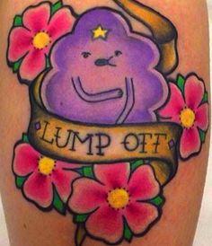 #AdventureTimeTattoo #Tattoo