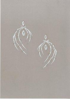 Shaun Leane   Sonnet XVIII earrings