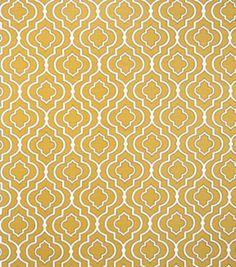 Upholstery Fabric-SMC Designs Depaul MaizeUpholstery Fabric-SMC Designs Depaul Maize,