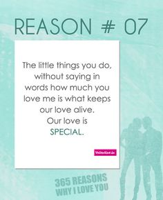 365 Ways To Say I Love You Quotes : ... Pinterest Why i love you, Love quotes for him and Anniversary poems