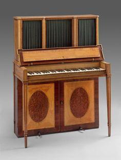 Upright piano      about 1790     Robert Woffington, Irish, active 1773–1823      Dublin, Ireland