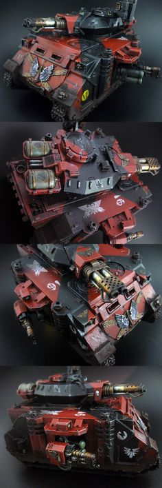 Blood Angels Army Project (pic carpet bombing) - Page 51