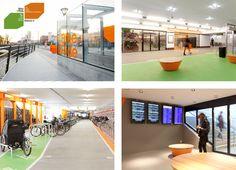 cykelparkeringsanläggning Centralen