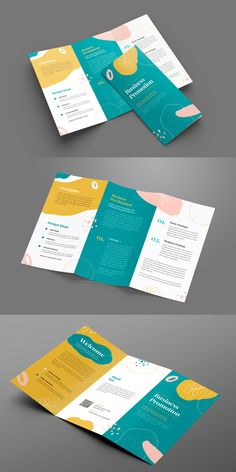 This is a Business TriFold Brochure, elegant, modern, and professional corporate business brochure template. This Brochure Suitable for Business. You will get the file in INDD and IDML InDesign format. It is fully editable, customizable, and easy to work with. Brochure Food, Brochure Design Layouts, Graphic Design Brochure, Brochure Ideas, Creative Brochure, Book Design Layout, Business Brochure, Corporate Business, Pamphlet Design