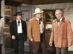 Adam, Hoss and Ben.