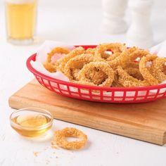 Rondelles d'oignons sans friture - Recettes - Cuisine et nutrition - Pratico Pratique