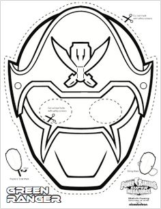 Power Rangers Super Megaforce Coloring Pages. SUPER MEGA Power Rangers Printable  Coloring Masks Morph Into Action With Super Megaforce Free