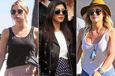 7 trend-setting celebs sporting the 'It' shades ofsummer: Ashley Benson, Kourtney Kardashian und Hilary Duff gehören zu den the Stars die  Gentle Monster Sonnenbrillen tragen.