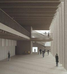 Bodø Library, Porvoo, 2014 - Drdh Architects