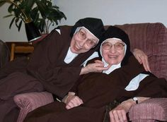 oh nuns just want to have fun