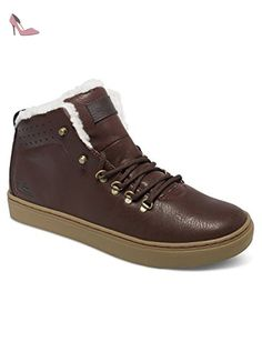 Harpoon, Derby Homme - Marron - Braun (Brown/Brown/Brown -XCCC), 39Quiksilver
