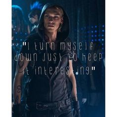 Jace | Mortal Instruments ~ City of Bones