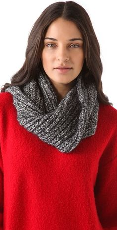 Marc by Marc Jacobs Margot Sweater Collar Scarf | SHOPBOP