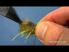 How to Tie Crab Flies for Saltwater Fly Fishing with Different Shaped Bodies…