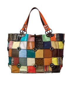 Tote Handbags, Purses And Handbags, Leather Purses, Leather Handbags, Diy Bags Purses, Leather Bags Handmade, Leather Projects, Casual Bags, Black Tote Bag