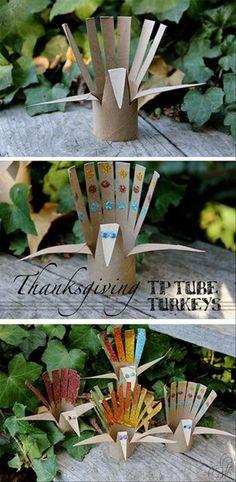 Top Ten Thanksgiving Day Craft Ideas