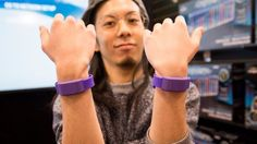 Making music you can dance to is so 2017. But dancing to make music is, potentially, the future.  SEE ALSO: The newest Barbie is a smart doll you can't touch  That's clearly the perspective of Daigo Kusunoki, an engineer who loves to dance. The twin wristbands he's showing off this week at the New