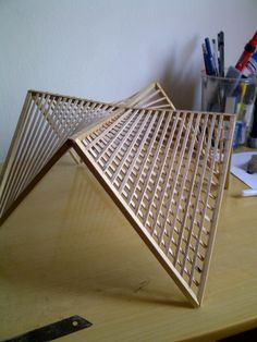 Wood Architecture Model 65 Ideas For 2019 - rose house Nachhaltiges Design, Roof Design, House Design, Urban Design, Bamboo Architecture, Architecture Details, Interior Architecture, Architecture Portfolio, Singapore Architecture