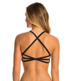 Onzie X Back Elastic Bra at YogaOutlet.com