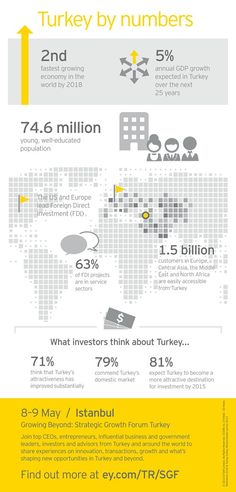 The first Ernst & Young Turkey Strategic Growth Forum.