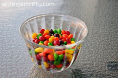 Skittles get to know you game