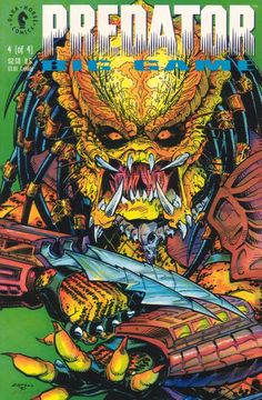 #ClippedOnIssuu from Predador o grande jogo # 04 de 04