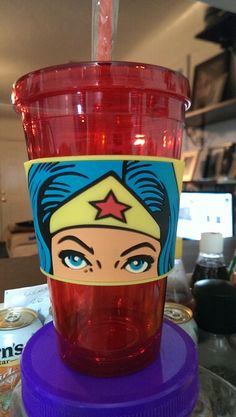Wonder women cup @ target