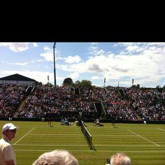Court No.2 at Wimbledon 2011