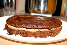 Oldemor Harriets saftige chokoladekremkake – josefinesmatgleder Tiramisu, Food And Drink, Cookies, Dessert, Ethnic Recipes, Tips, Crack Crackers, Advice, Biscuits