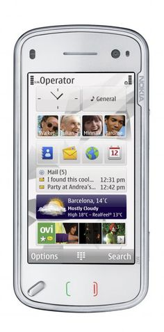 Nokia N97i Device Specifications | Handset Detection