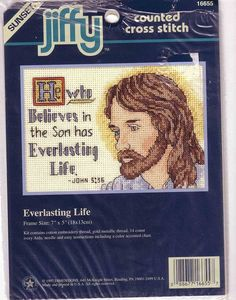 Everlasting  Love 1/3......solo esquemas religiosos (pág. 24) | Aprender manualidades es facilisimo.com