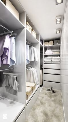 Garderoba styl Nowoczesny - zdjęcie od m o d e s i  magdalena wasiak
