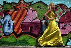 Grafitti Photoshoot