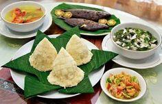 Traditional food from wakatobi island