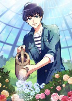 Manga Anime, Manga Boy, Gamers Anime, Hot Anime Boy, Anime Boys, Boy Poses, Amazing Drawings, Kawaii, Anime Artwork