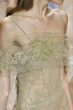 Fashion is Art?...Elie Saab.