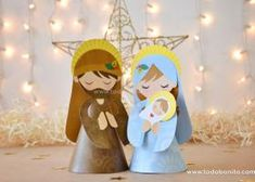 Kit imprimible de Navidad Niño Jesús Christmas Deco, Christmas Crafts, Christmas Ornaments, Christmas Centerpieces, Cupcake, Diy Crafts, Wreaths, Wall Art, Halloween