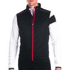 Hincapie Sportswear Arenberg Zero Vest  Mens Black L ** Read more reviews of the product by visiting the link on the image.(This is an Amazon affiliate link and I receive a commission for the sales)