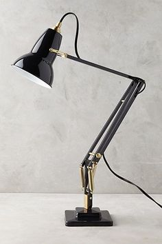 Anglepoise Original 1227 Desk Lamp #anthropologie $380 #DeskLamp