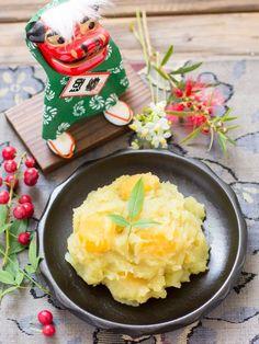 Kuri Kinton (Sweetened Chestnuts and Pureed Sweet Potato)   Chopstick Chronicles