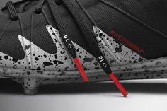 "Designed alongside Barcelona star, Neymar Jr., the NJR x Jordan ""Hypervenom 2"" is a football boot version of the Air Jordan V. We talk to its designer."