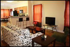 Beautiful Brookshire living room