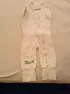 Anzug zum Pucken Newborn Leggie Wombie Cream Sleep Swaddle | eBay